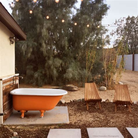 Outdoor Tub by The Simple Pleasures Of An Outdoor Tub Homebuilding