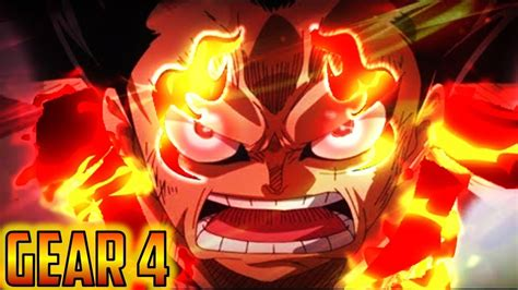 10.11.2020 · gear second was created by monkey d. One Piece - Luffy : NEW GEAR 4 BLAZEMAN LEVEL 2 | Theory ...