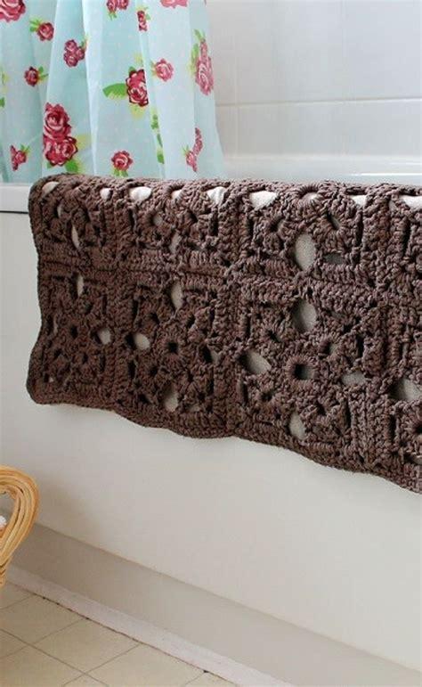 crochet doormat 25 best ideas about crochet mat on crochet