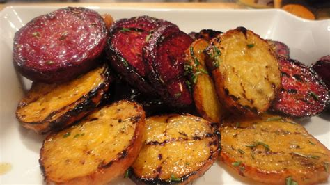 grilled beets paleo rosemary grilled beets
