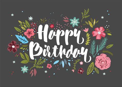 smell  celebration birthday card