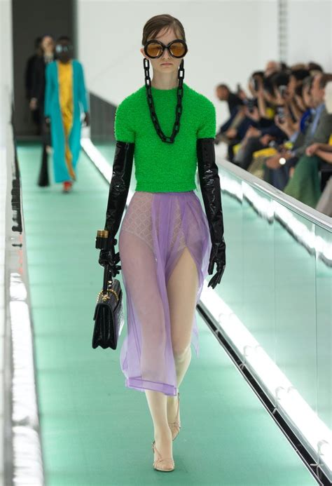 guccis springsummer collection surprising