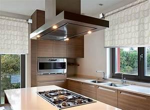 Idee per tende da cucina moderne di vari modelli for Tende da cucina moderna