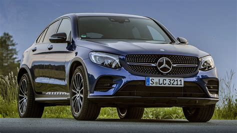 Mercedes Glc Class Wallpapers by 2016 Mercedes Glc Class Coupe Amg Line Wallpapers