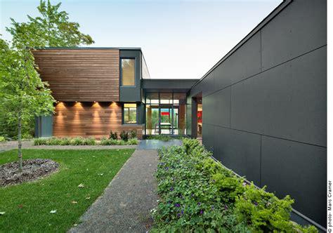 house  modern country retreat  quebec design milk