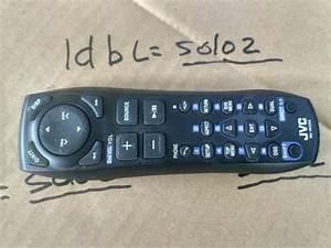 Jual Bekas Normal Remot Remote Dvd Tape Mobil Jvc Rm Rk255 Ori Original Asli Rk
