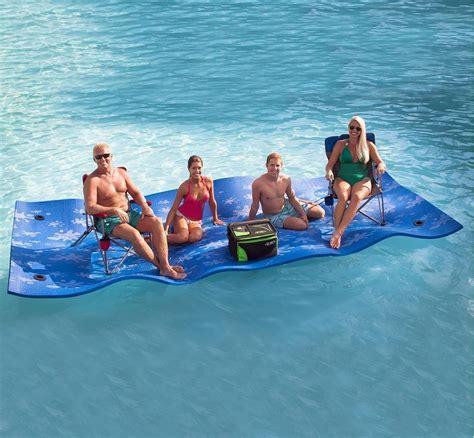 lake floating mat floating water mat large lake pool swimming float waterpad