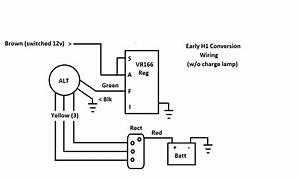 10si Alternator Wiring Diagram