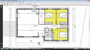 logiciel facade maison maison 3d mai 10 couleurs With logiciel plans de maison