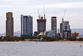 Gold Coast central business district - Wikipedia