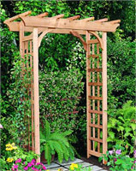 garden arbor plans designs diywoodplans