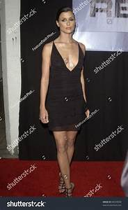 Actress Bridget Moynahan Los Angeles Premiere Stock Photo ...