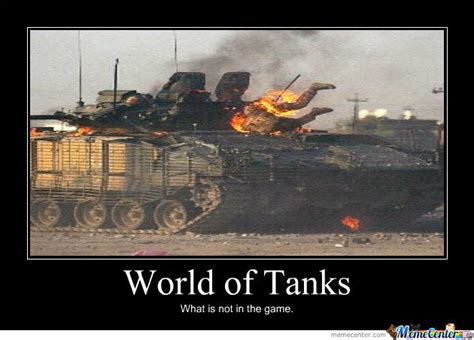 World Of Tanks Memes - world of tanks by kochikame meme center
