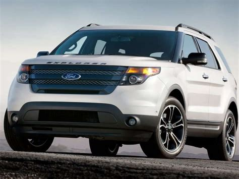 10 Best V-6 Suvs For 2014