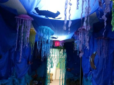 Underwater Decorations - animals vbs our vbs