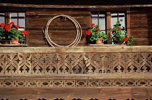 Balkonsanierung Selbst Gemacht : balkongel nder aus holz ~ Lizthompson.info Haus und Dekorationen