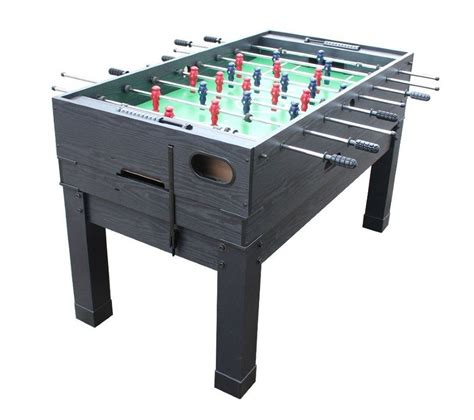 foosball air hockey combo table 13 in 1 combination game table in black the danbury