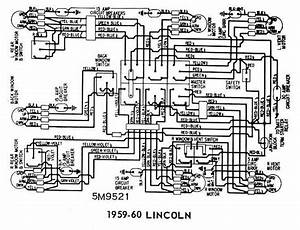 62 Lincoln Window Wiring Diagram