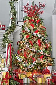 Best Christmas Tree Garland Ideas And Images On Bing Find What