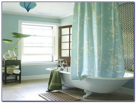 Clawfoot Tub Shower Curtain Size Curtain Of Lights Wedding Gray And White Striped Blackout Curtains Waverly Garden Room Shower Thermal Lining For With Eyelet Patchwork Duvet Cover How To Pick Out Rods In Dubai Images Modern Living 2016