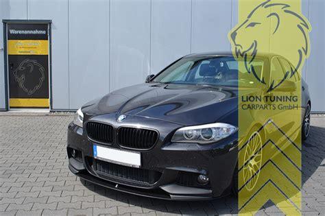 bmw f11 m paket frontspoiler spoilerlippe spoiler f 252 r bmw f10 limousine f11 touring f 252 r m paket ebay