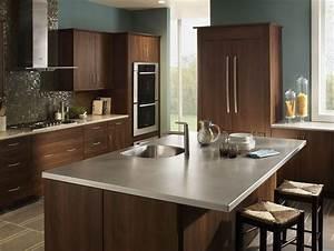 edelstahl arbeitsplatte fur die kuche die vor und nachteile With arbeitsplatte edelstahl