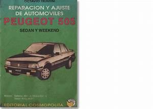 Diagrama  Manual Peugeot 505