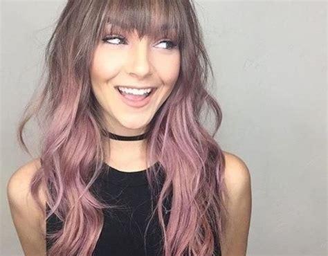 trend hair colors   hair colour style