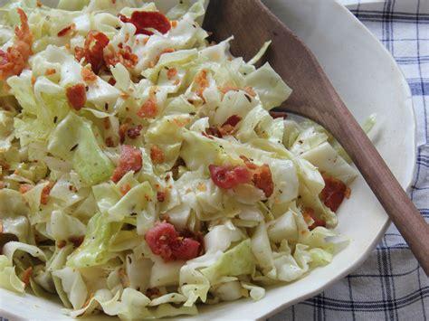 german cabbage salad recipe ian knauer food wine