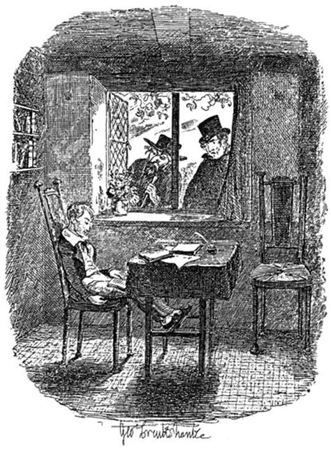 The Charles Dickens Page - Oliver Twist Illustrations