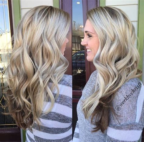 Hair With Brown Underneath Hairstyles by Cold Tone With Brown Underneath Werkbychristi