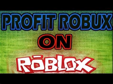 robux  roblox youtube