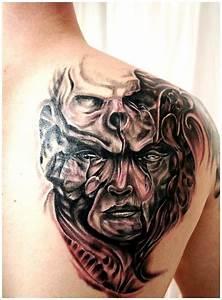 35 Bad Ass Evil Tattoo Designs