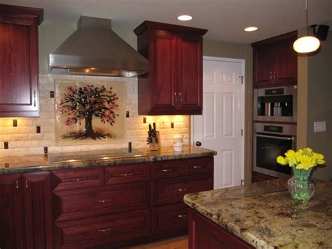 pictures of kitchen backsplash tree of backsplash 4204