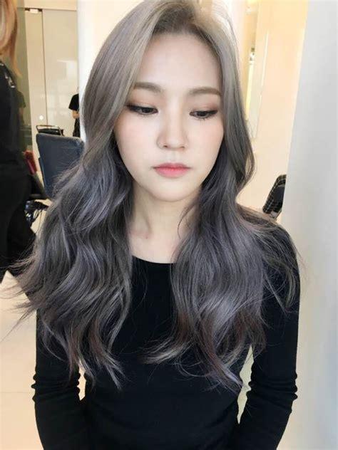 korea korean kpop idol actress  hair color trend