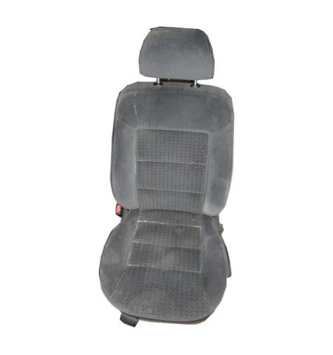 siège conducteur gris velours modèle 5 portes