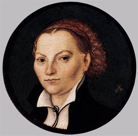 Katharina Von Bora, C1525  Lucas Cranach The Elder