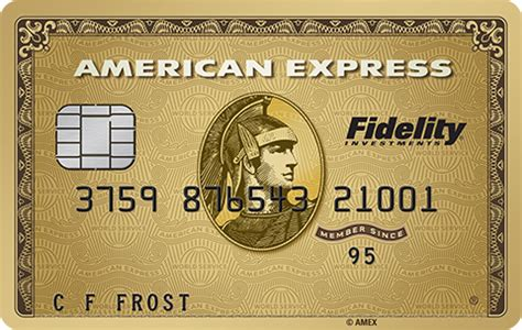 fidelity american express gold card   phased  monkey miles
