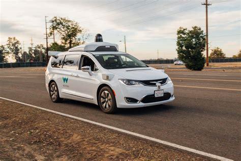 Waymo Demos Autonomous Vehicles At California Testing Site