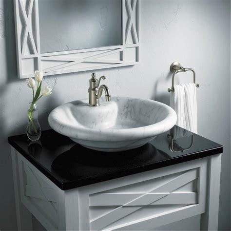 advice  vessel type bathroom sinks