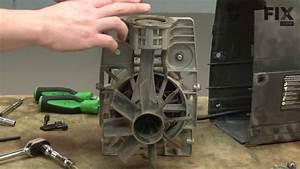 Campbell Hausfeld Oilless Air Compressor Repair  U2013 How To