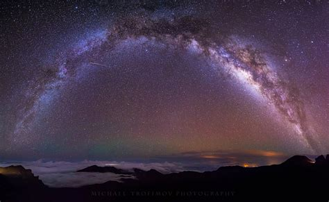 Galactic Rainbow Hawaii Said Travel