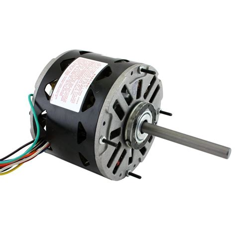 Electric Blower Motor by Century 1 3 Hp Blower Motor D1036 The Home Depot