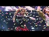 Wake Up America By Miley Cyrus (with lyrics) - YouTube
