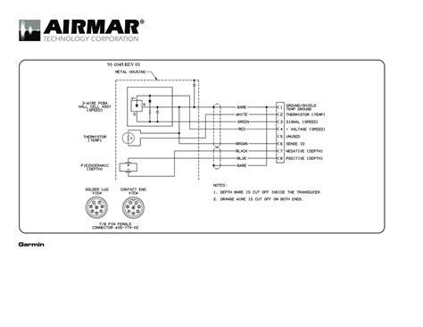 pressure transducer wiring diagram 6 pin electrical