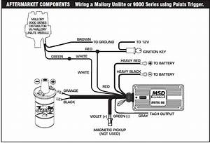 Msd 5 Wiring Diagram