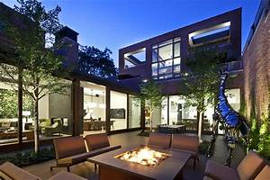 Massive, Lincoln, Park, Home, With, Interior, Courtyard, Finally