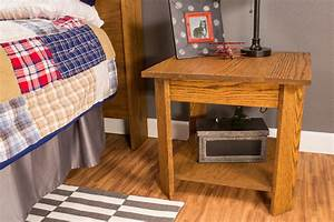Easy-to-build Nightstand