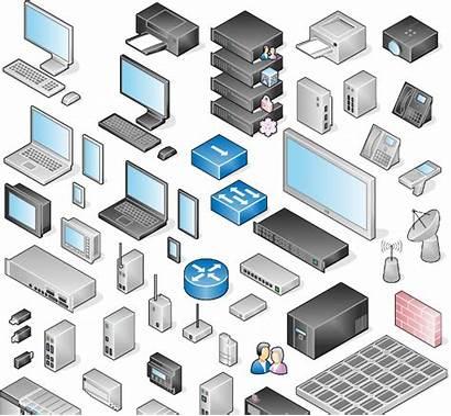 Network Equipment Vrt Extensions Clipart Computer Map
