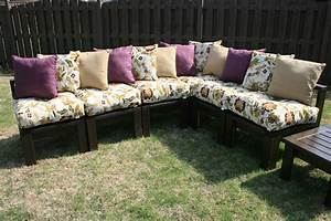 Homemade patio furniture cushions woodguides for Homemade lawn furniture